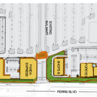 Perris Market Place, Buildings A, Pad B, Shops C, and Select Restaurant Parcels, Civil Engineering Design, Perris, CA