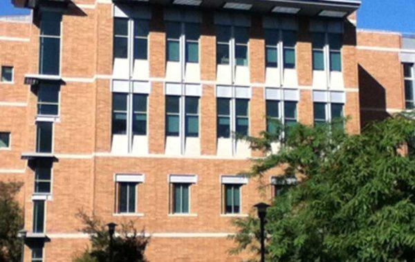 UCR Boyce Hall & Physics Building MEP