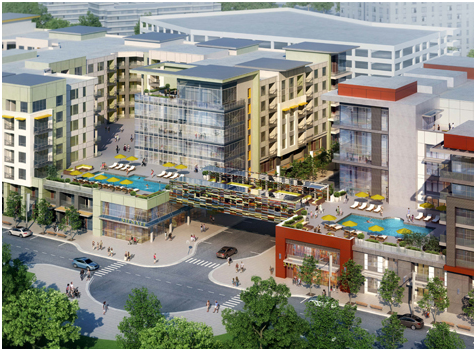 SUNROAD CENTRUM MIXED-USE PROJECT SAN DIEGO, CALIFORNIA