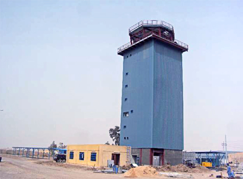 TAJI AIR TRAFFIC CONTROL TOWER TAJI (IRAQ), CALIFORNIA